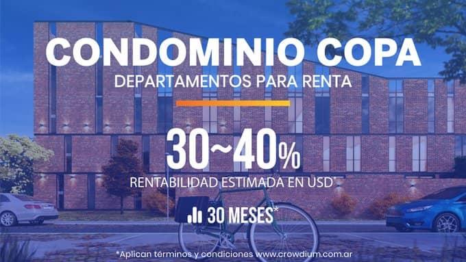 Proyecto Condominio Copa
