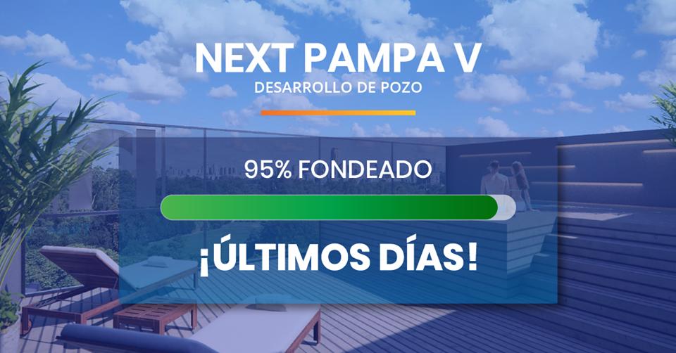 proyecto next pampa V