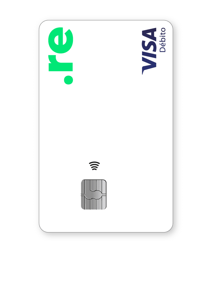 Tarjeta .re Visa Débito