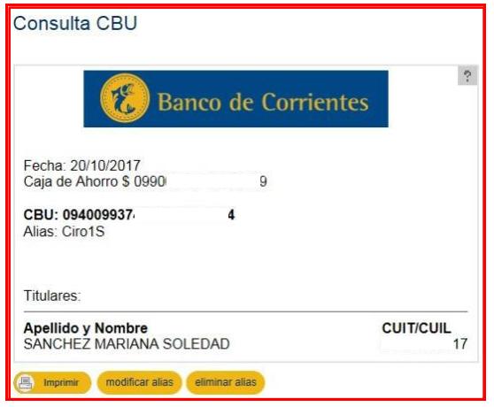 banco de corrientes cbu 2
