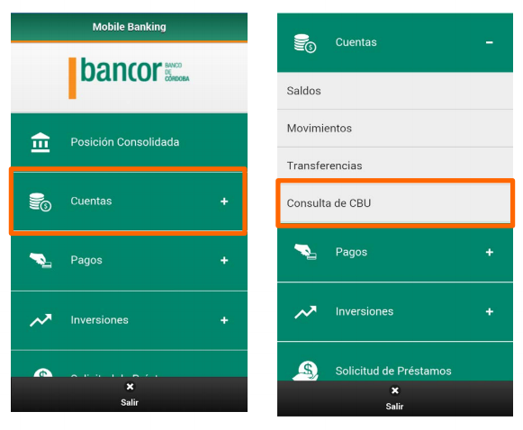 bancor mobile cbu paso 1