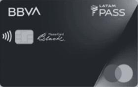 BBVA Mastercard Black LATAM Pass