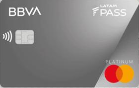 BBVA Mastercard Platinum LATAM Pass
