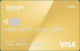 BBVA Visa Gold