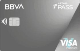 BBVA Visa Platinum LATAM Pass