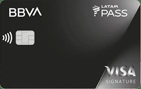 BBVA Visa Signature LATAM Pass
