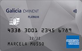 Galicia Éminent Amex Platinum