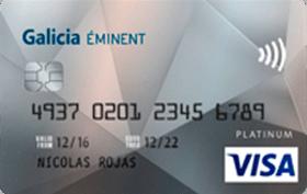 Galicia Éminent Visa Platinum