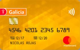 Galicia Mastercard Gold