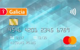 Galicia Mastercard Internacional