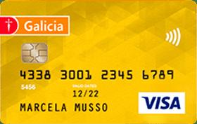 Galicia Visa Gold