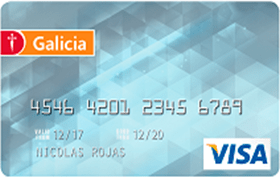Galicia Visa Internacional
